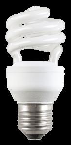Лампа энергосберегающая КЭЛ-S спираль Е27 25Вт 4000К Т4 IEK