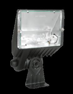 Прожектор галогенный ИО300К IP33 белый IEK