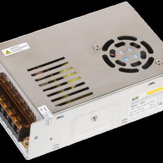 Драйвер LED ИПСН-PRO 250Вт 12В блок-клеммы IP20 IEK