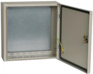 Корпус металлический ЩМП-4.4.1-0 У2 IP54 IEK