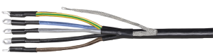 Муфта кабельная ПКВтпбэ 5х16/25 с/н пайка ПВХ/СПЭ изоляция 1кВ IEK