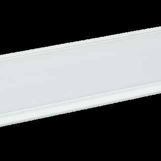 Светильник светодиодный линейный ДБО 5001 18Вт 4000К IP20 600мм металл IEK
