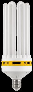 Лампа энергосберегающая КЭЛ-8U Е40 150Вт 6500К IEK