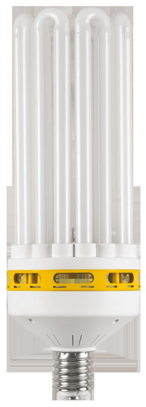 Лампа энергосберегающая КЭЛ-8U Е40 250Вт 6500К IEK