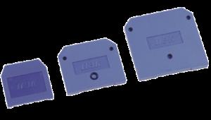Заглушка для ЗНИ-10мм2 (JXB70A) синяя IEK