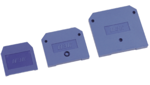 Заглушка для ЗНИ4-6мм2 (JXB35-50А) синяя IEK