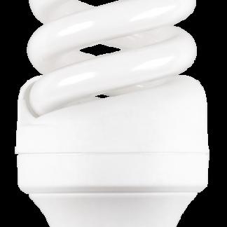 Лампа энергосберегающая КЭЛP-FS спираль Е27 30Вт 4000К IEK-eco