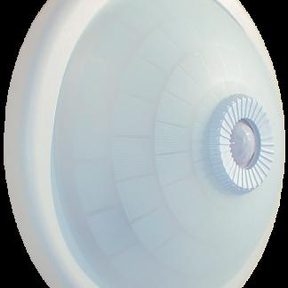 Светильник НПО3233Д 2х25 с датчиком движения белый IEK