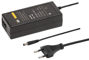Драйвер LED ИПСН-ECO 36Вт 12В сетевая вилка-блок-Jack5,5 IP20 IEK