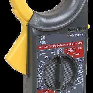 Токоизмерительные клещи Expert 266F IEK