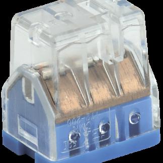 Строительно-монтажная клемма СМК 772-206 компактная (4шт/упак) IEK
