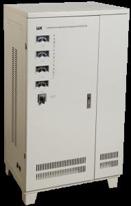 Стабилизатор напряжения СНИ3-60 кВА трехфазный IEK