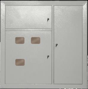 Корпус металлический ЩЭ-3-6 36 УХЛ3 IP31 IEK