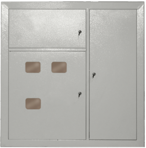 Корпус металлический ЩЭ-3-1 36 УХЛ3 IP31 IEK