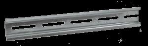 DIN-рейка оцинкованная 30см IEK
