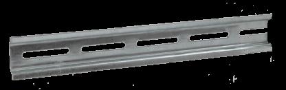 DIN-рейка оцинкованная 125см IEK