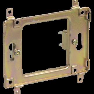 Суппорт металлический для КМКУ на 2 модуля IEK