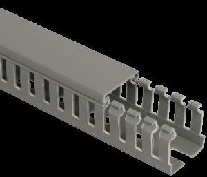 Кабель-канал перфорированный 60х40 шаг 7х11 ИМПАКТ IEK