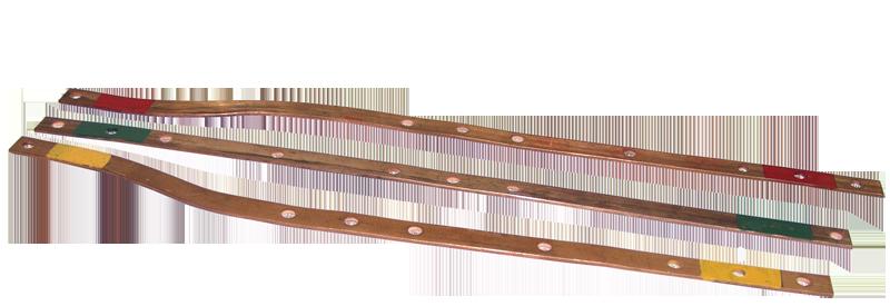 Комплект силовых шин (медь, габ.7) к ПР IEK