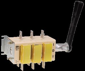 Выключатель-разъединитель ВР32И-37В31250 400А IEK