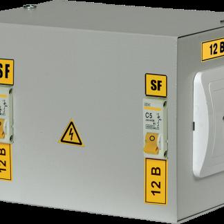 Ящик с понижающим трансформатором ЯТП-0,25 220/42-3 36 УХЛ4 IP30 IEK