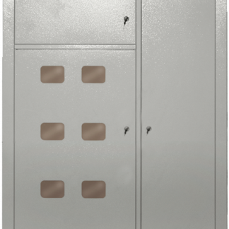 Корпус металлический ЩЭ-6-1270 36 УХЛ3 IP31 IEK