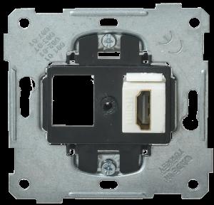 Розетка HDMI РHDMI-0-Б BOLERO IEK