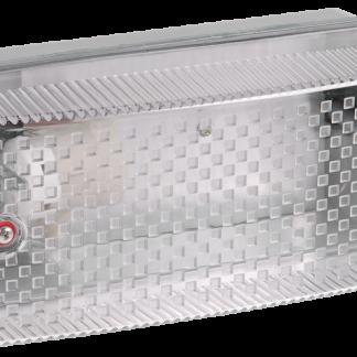 Светильник НПП3006 серый 60Вт IP54 IEK
