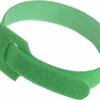 Хомут-липучка ХКл 14х210мм зеленый (100шт) IEK