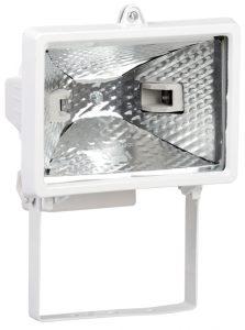 Прожектор галогенный ИО150 IP54 белый IEK