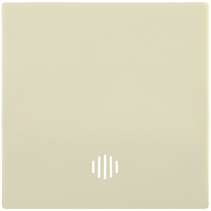 Накладка 1 клавиша с индикацией HB-1-1-БК BOLERO кремовый IEK