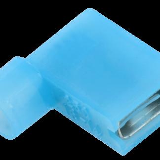 Разъем изолированный РпФИм 2-7-0,8 флажковый (100шт) IEK