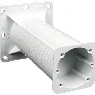 Электроустановочная коробка для фасадов КФ 120х120х200мм IEK