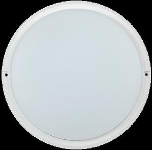 Светильник светодиодный ДПО 4004 18Вт IP54 4000K круг белый IEK