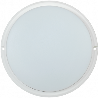 Светильник светодиодный ДПО 4003 15Вт IP54 4000K круг белый IEK