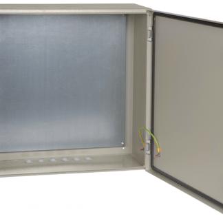 Корпус металлический ЩМП-6.6.2-0 У2 IP54 IEK