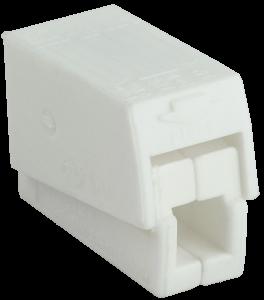 Строительно-монтажная клемма СМК 224-112 для светильников (4шт/упак) IEK