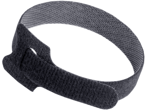 Хомут-липучка ХКл 14х210мм черный (100шт) IEK