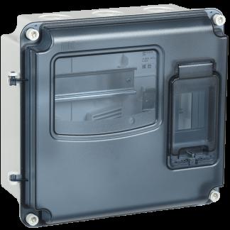 Корпус пластиковый ЩУРн-П 1/3 IP55 PC IEK