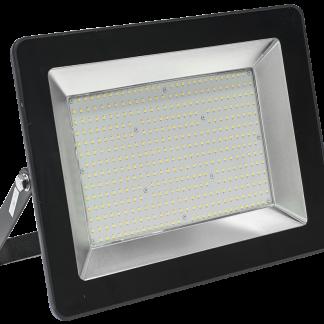 Прожектор светодиодный СДО 06-200 IP65 6500K черный IEK