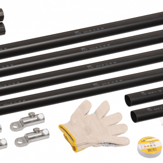 Муфта кабельная ПКВ(Н)тп 4х150/240 б/н ПВХ/СПЭ изоляция 1кВ IEK