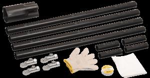 Муфта кабельная ПКВ(Н)тп 2х150/240 с/н ПВХ/СПЭ изоляция 1кВ IEK