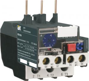Реле РТИ-1307 электротепловое 1,6-2,5А IEK