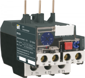 Реле РТИ-1306 электротепловое 1-1,6А IEK