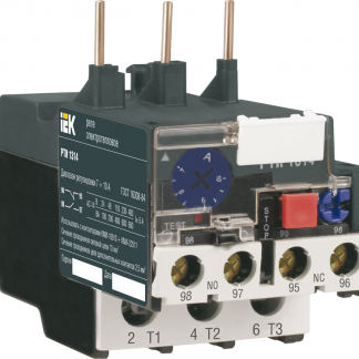Реле РТИ-1301 электротепловое 0,1-0,16А IEK