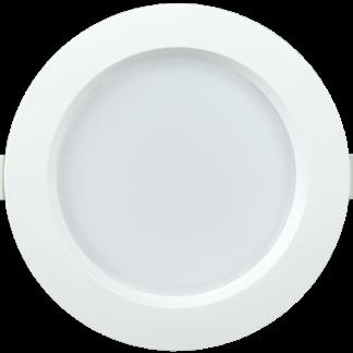 Светильник светодиодный ДВО 1701 круг 9Вт 4000K IP40 белый IEK