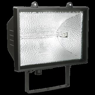 Прожектор галогенный ИО1500 IP54 белый IEK