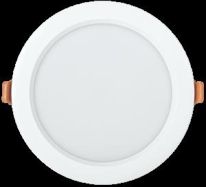 Светильник светодиодный ДВО 1803 PRO круг 30Вт 4000K IP40 белый IEK
