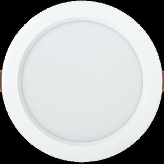 Светильник светодиодный ДВО 1802 PRO круг 20Вт 4000K IP40 белый IEK
