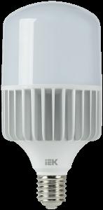 Лампа светодиодная HP 80Вт 230В 6500К E40 IEK